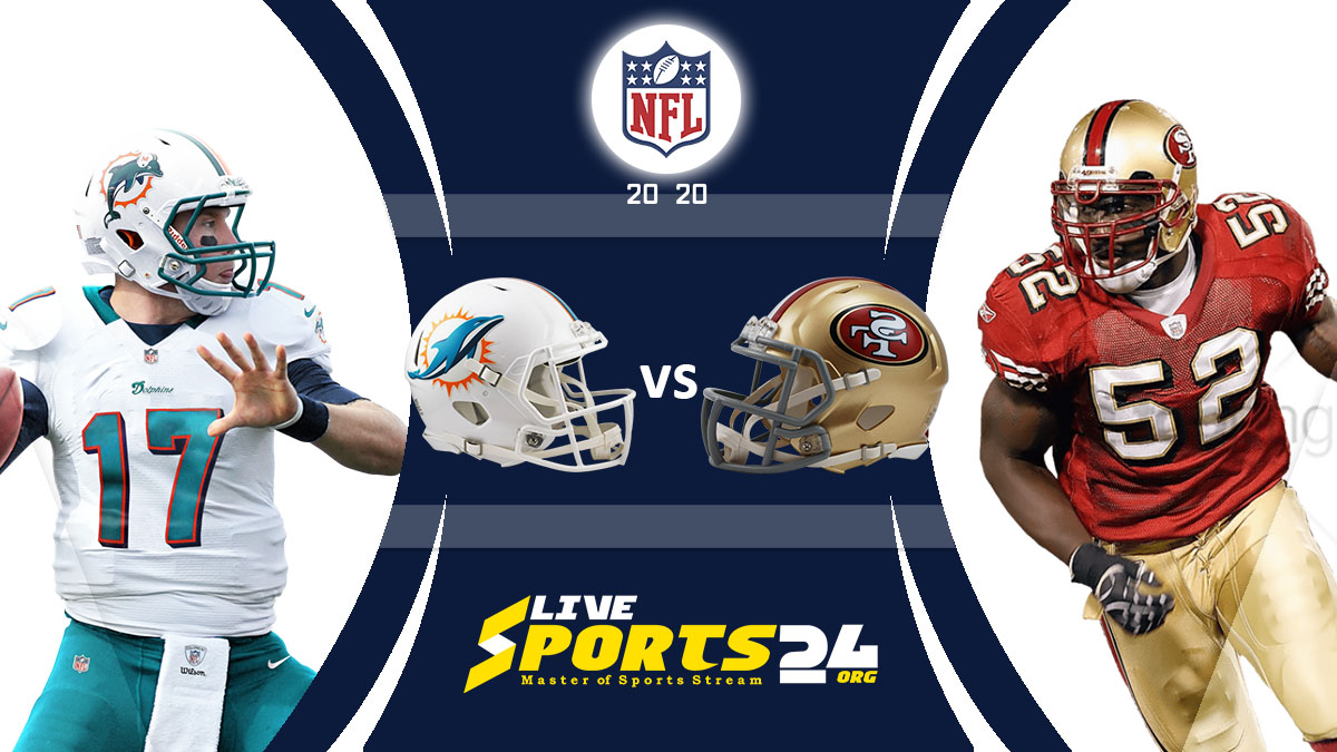 Dolphins vs 49ers Live: How to watch Miami vs San Francisco live Prediction & odds