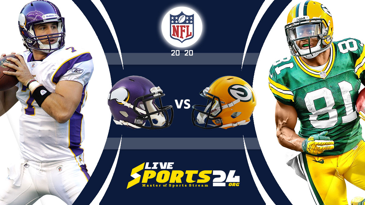 Vikings vs Packers Live: How to watch Minnesota vs Green Bay live Prediction & odds