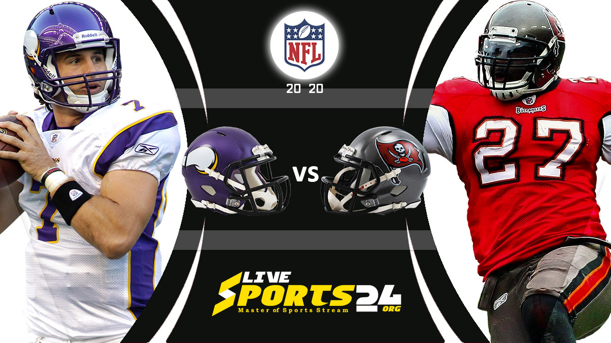 Vikings vs Buccaneers Live: How to watch Minnesota vs Tampa Bay live Prediction & odds