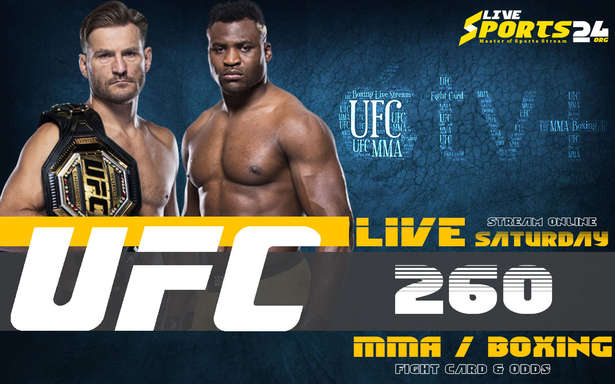 Miocic vs Ngannou | How to Watch UFC 260 on Apple TV For Free