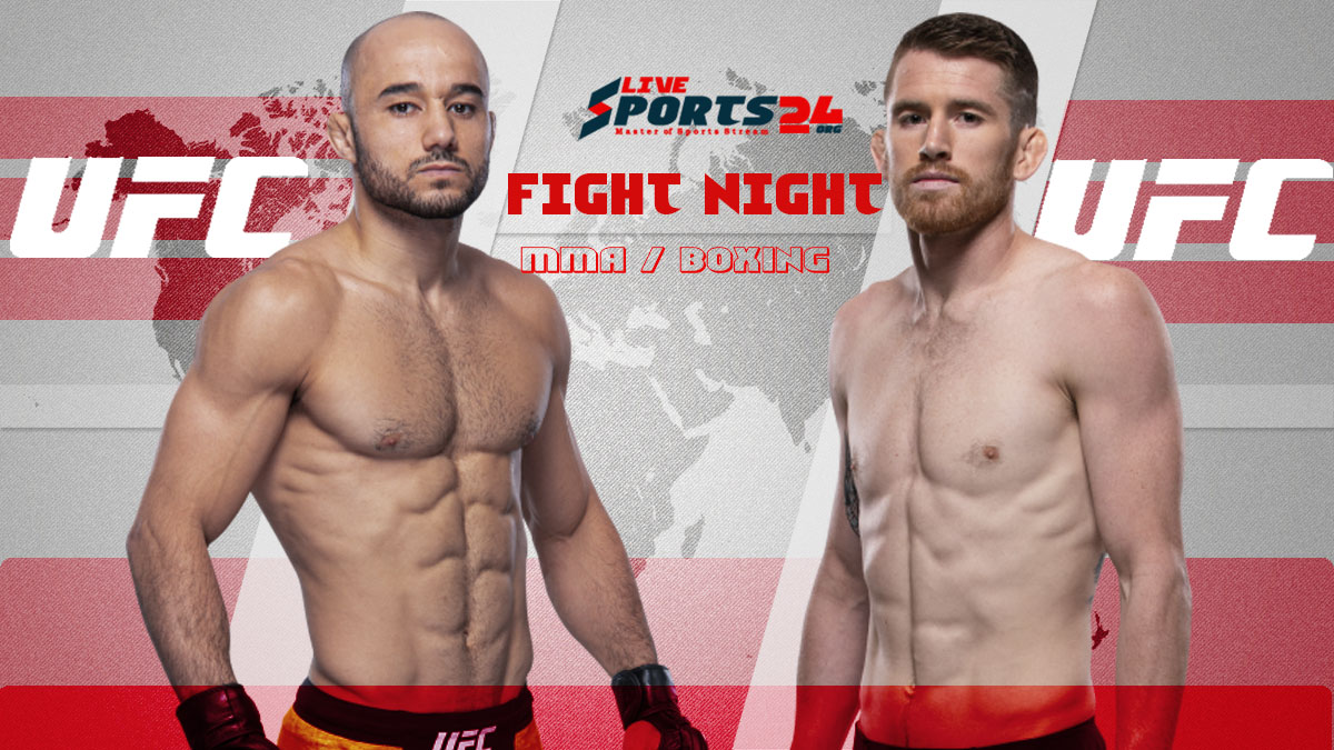 How to Watch UFC Moraes vs Sandhagen From Anywhere in the World?