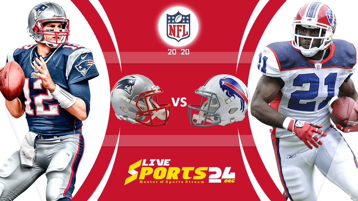 Patriots vs Bills Live: How to watch New England vs Buffalo live Prediction & odds