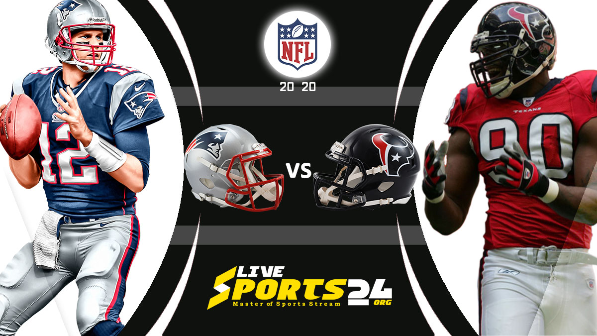 Patriots vs Texans Live: How to watch New England vs Houston live Prediction & odds
