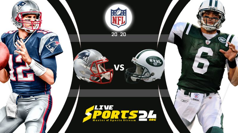 Patriots vs Jets live