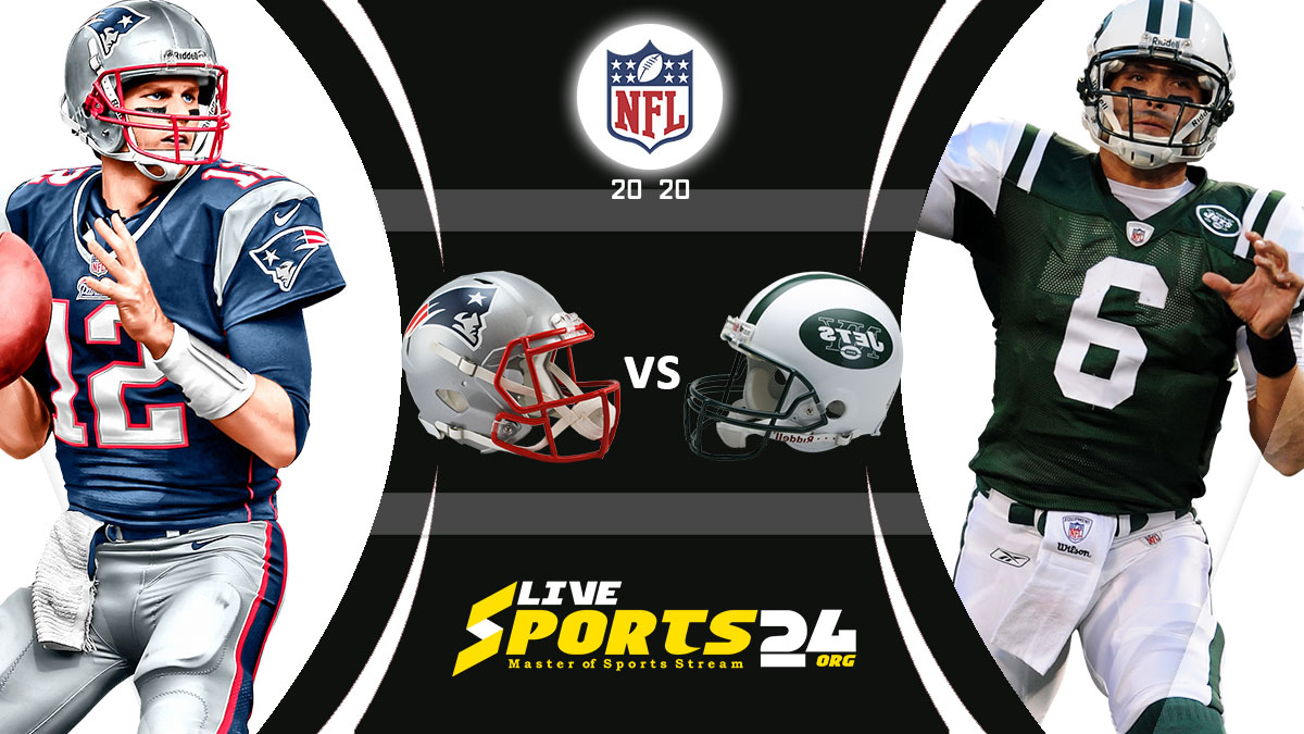 Patriots vs Jets Live: How to watch New England vs New York live Prediction & odds