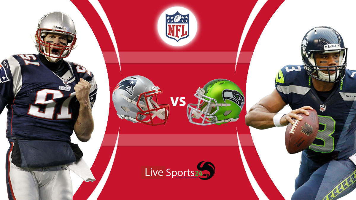 Patriots vs Seahawks Live: How to watch New England vs Seattle live Prediction & odds
