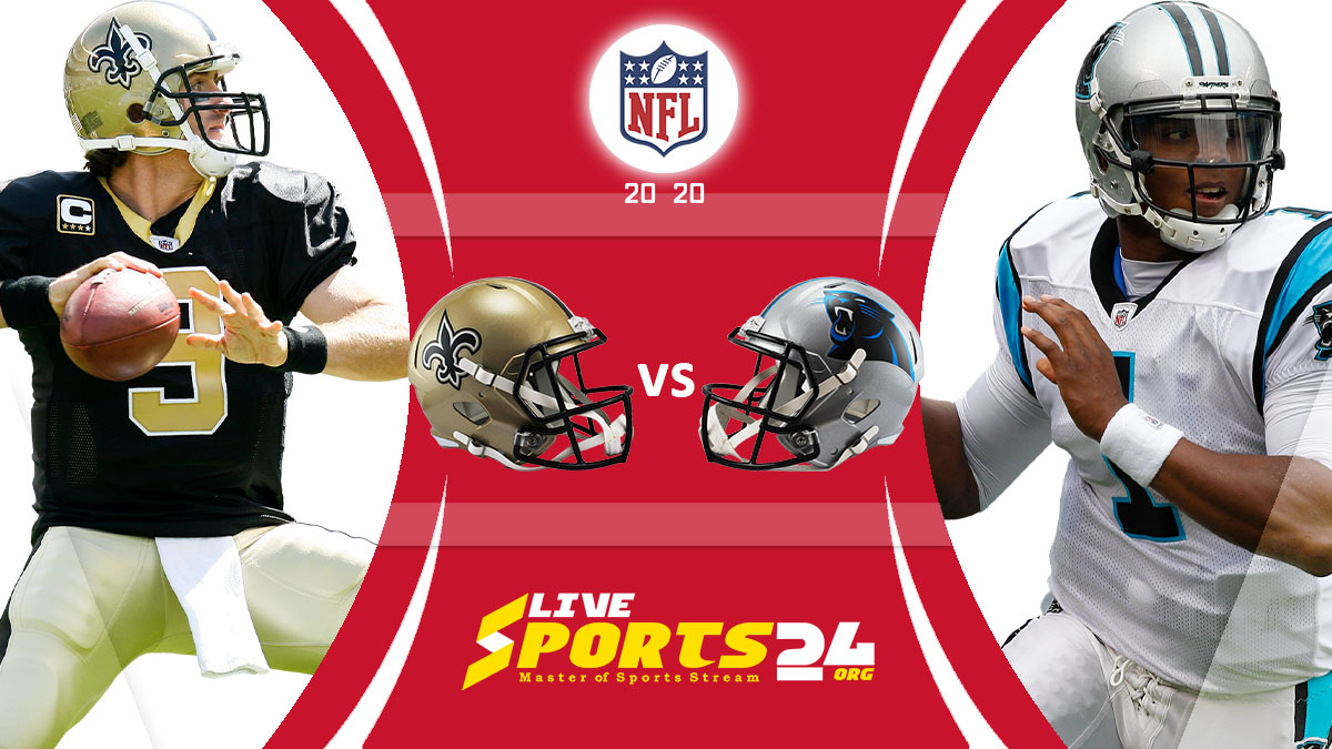 Saints vs Panthers Live: How to watch New Orleans vs Carolina live Prediction & odds
