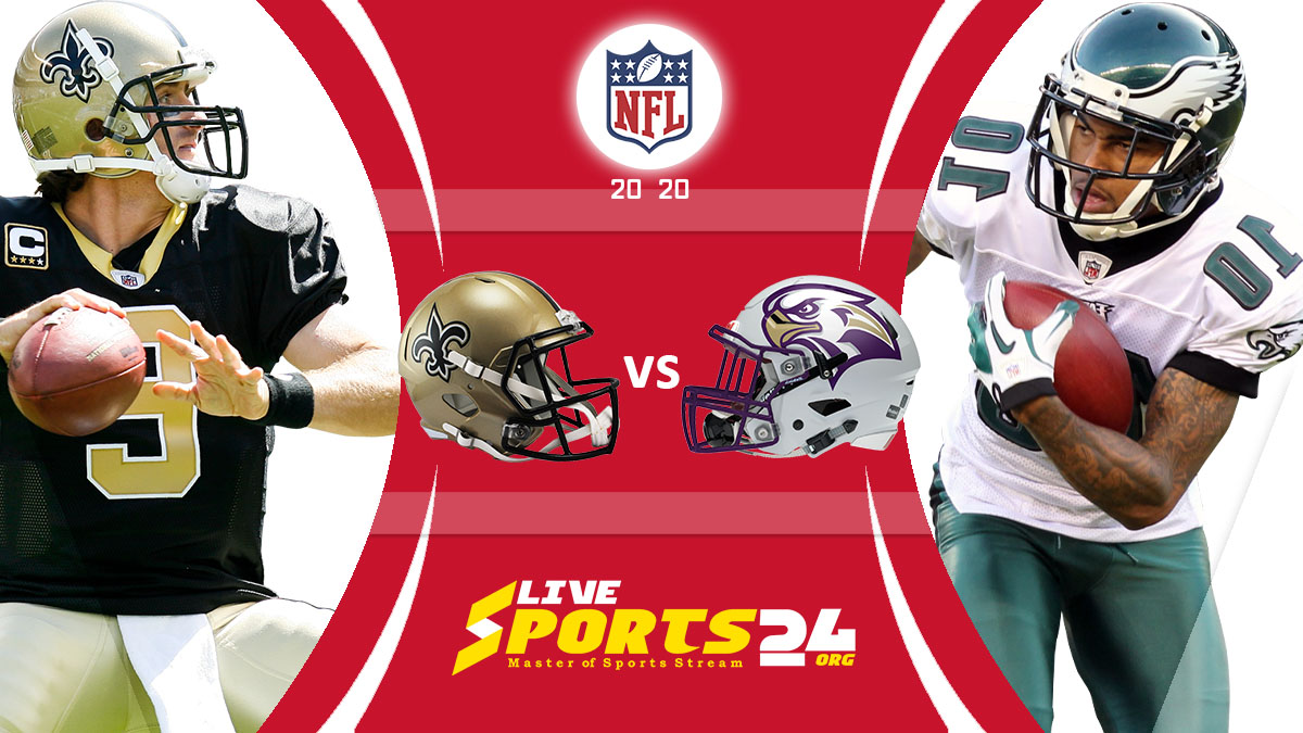 Saints vs Eagles Live: How to watch New Orleans vs Philadelphia live Prediction & odds