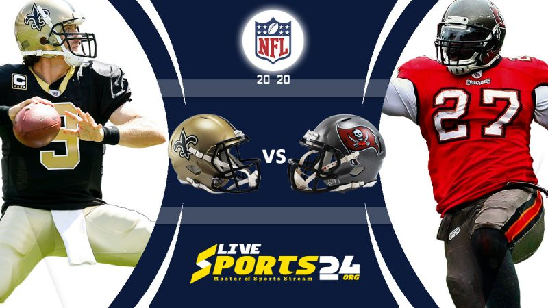 Saints vs Buccaneers live