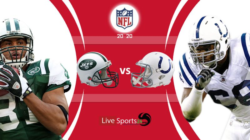 Jets vs Colts live