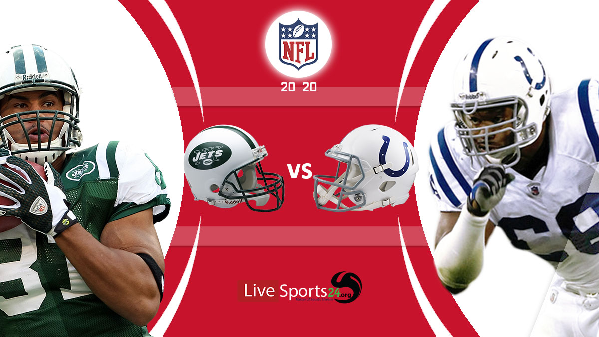 Jets vs Colts Live: How to watch New York vs Indianapolis live Prediction & odds