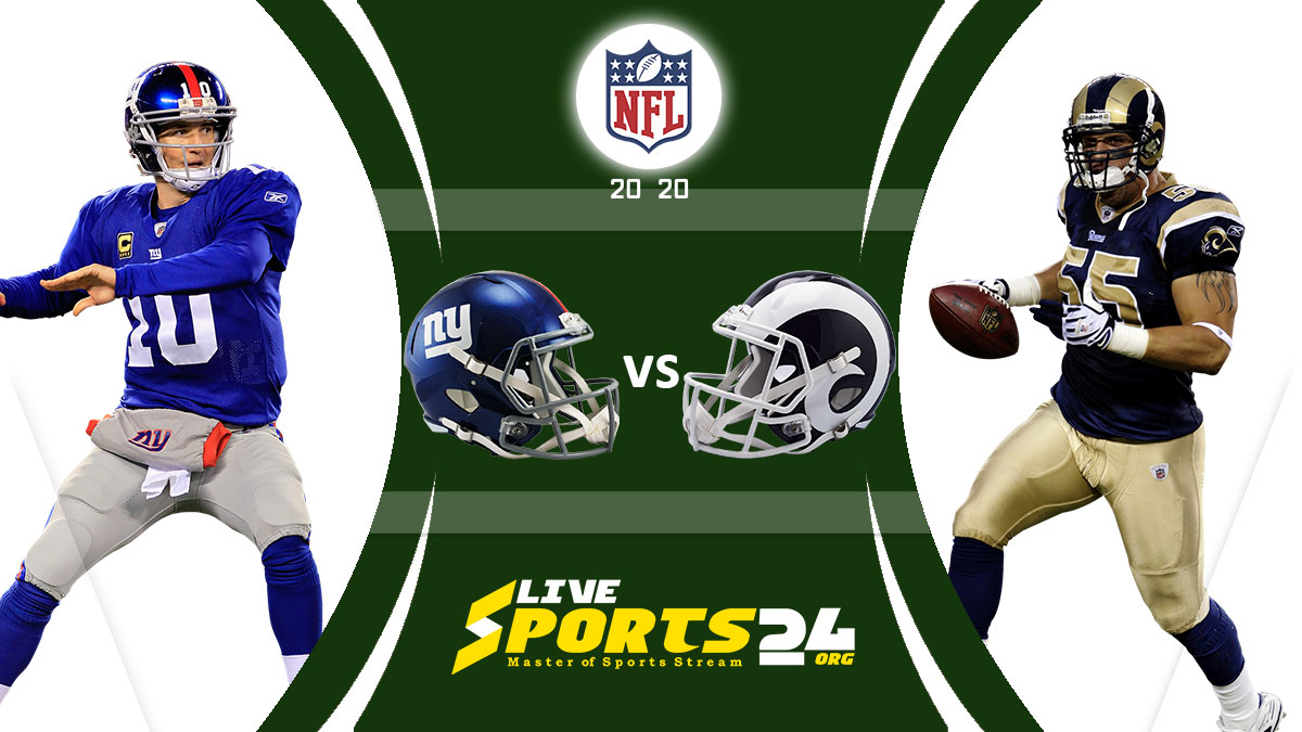 Giants vs Rams Live: How to watch New York vs Los Angeles live Prediction & odds