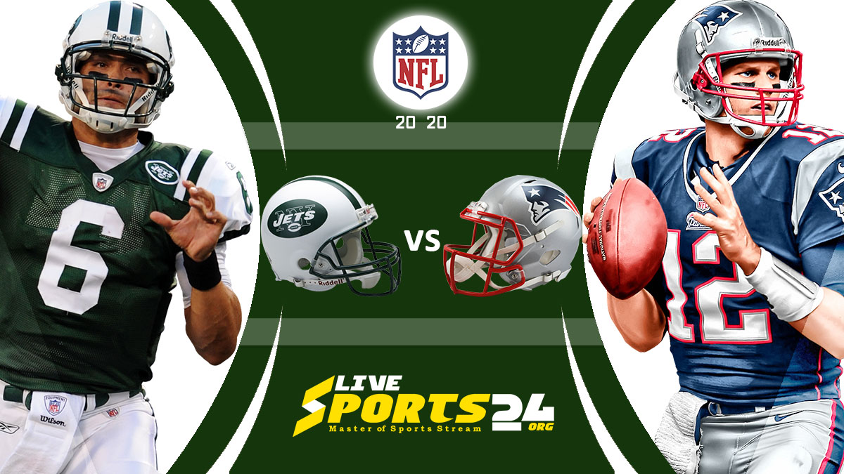 Jets vs Patriots Live: How to watch New York vs New England live Prediction & odds
