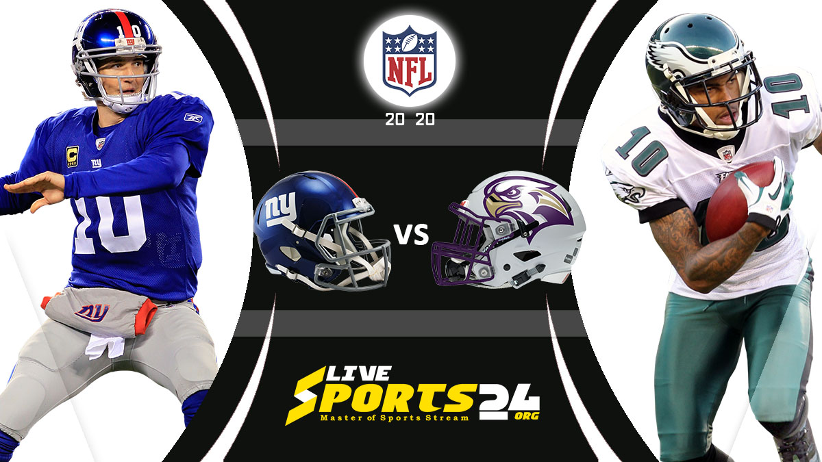 Giants vs Eagles Live: How to watch New York vs Philadelphia live Prediction & odds
