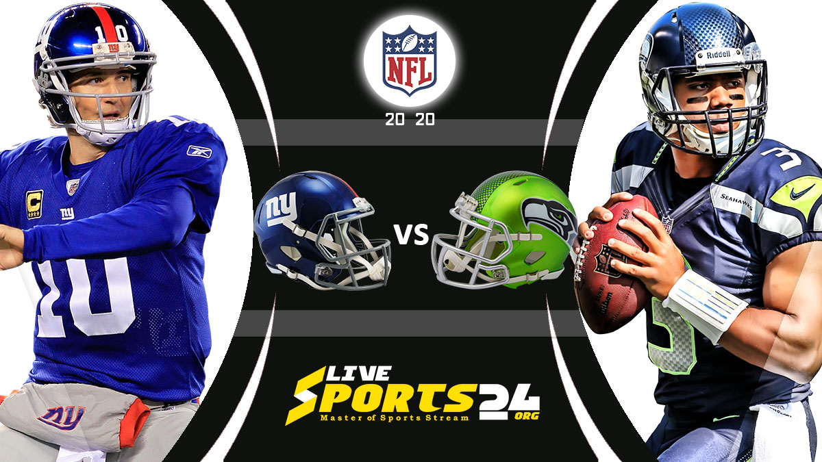 Giants vs Seahawks Live: How to watch New York vs Seattle live Prediction & odds