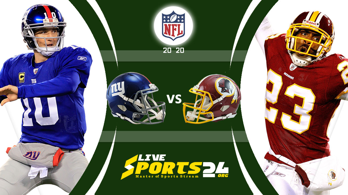 Giants vs Washington Live: How to watch New York vs Washington live Prediction & odds