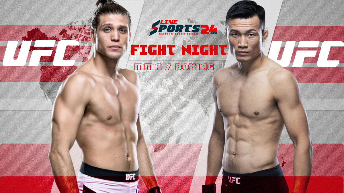 UFC Ortega vs Jung Live | How to Watch Ortega vs Jung Online without Cable?