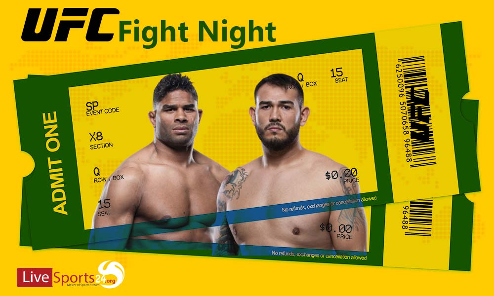 Must be considered in Buying UFC Overeem vs Sakai Tickets online