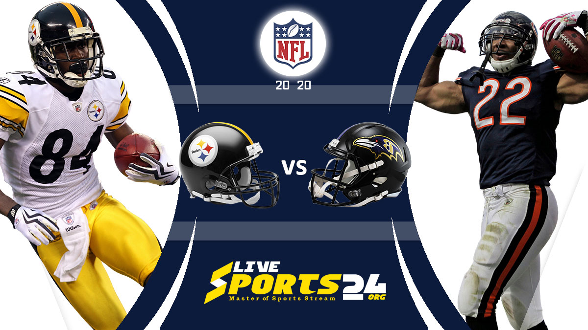 Steelers vs Ravens Live: How to watch Pittsburgh vs Baltimore live Prediction & odds