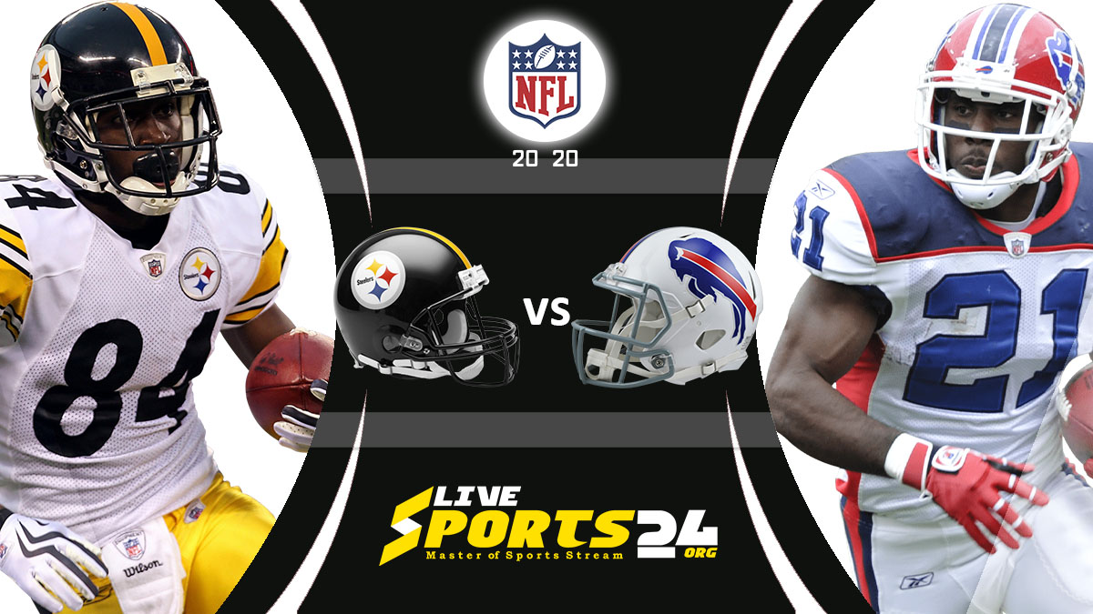 Steelers vs Bills Live: How to watch Pittsburgh vs Buffalo live Prediction & odds