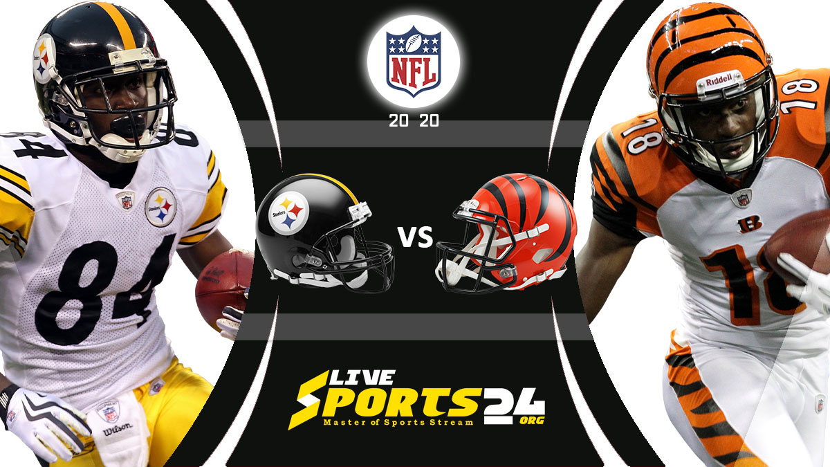 Steelers vs Bengals Live: How to watch Pittsburgh vs Cincinnati live Prediction & odds