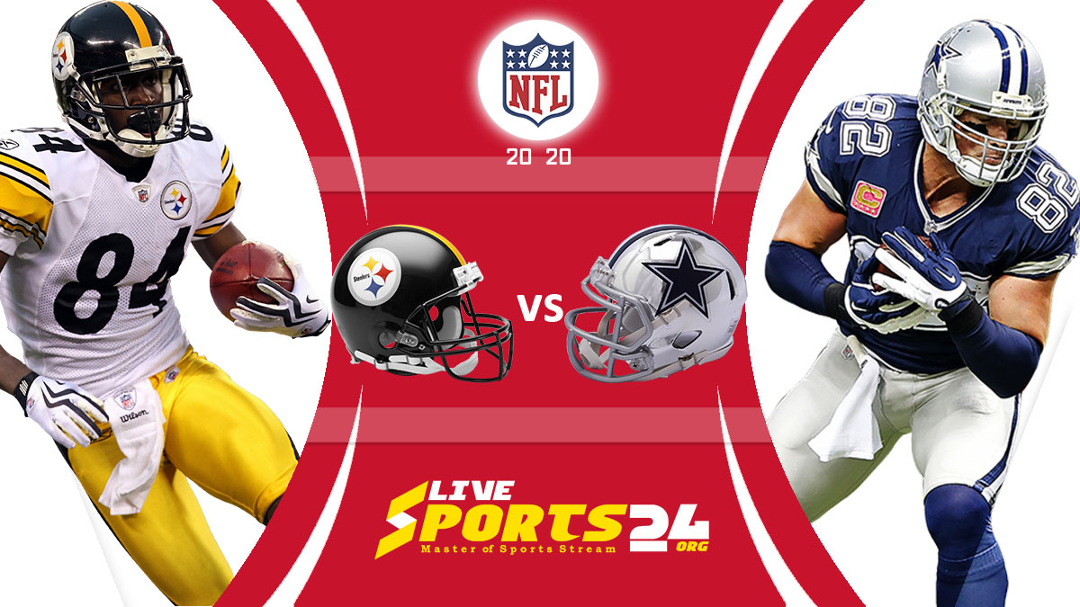 Steelers vs Cowboys Live: How to watch Pittsburgh vs Dallas live Prediction & odds