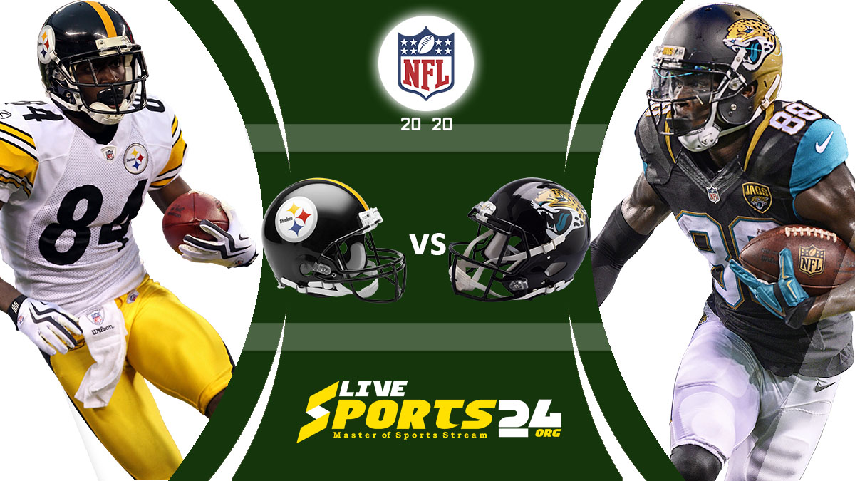 Steelers vs Jaguars Live: How to watch Pittsburgh vs Jacksonville live Prediction & odds