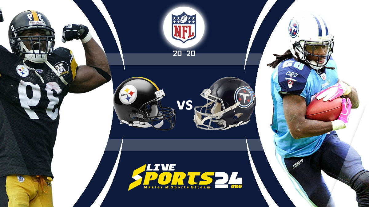 Steelers vs Titans Live: How to watch Pittsburgh vs Tennessee live Prediction & odds