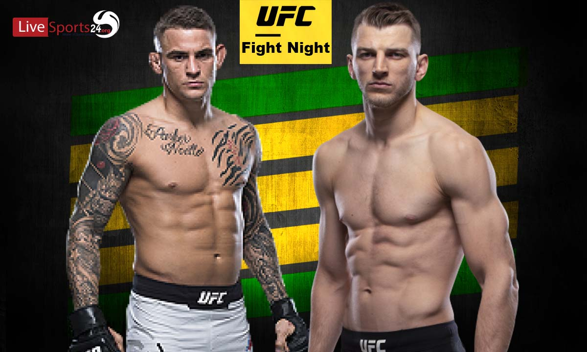 Poirier vs Hooker Fight: What we to know about UFC Poirier vs Hooker Fight Card