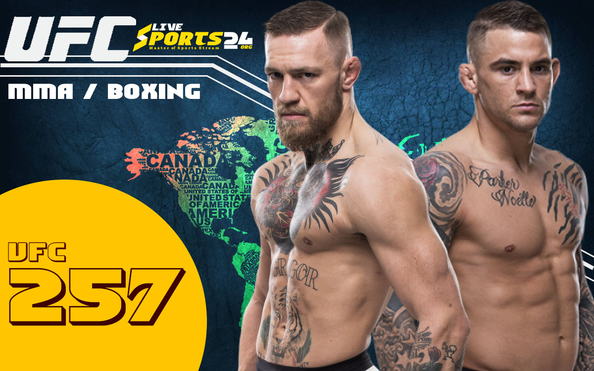 UFC 257 Live | How to Watch Poirier vs McGregor Online without Cable?