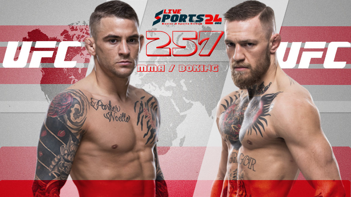 How to Watch UFC 257 From Anywhere in the World?