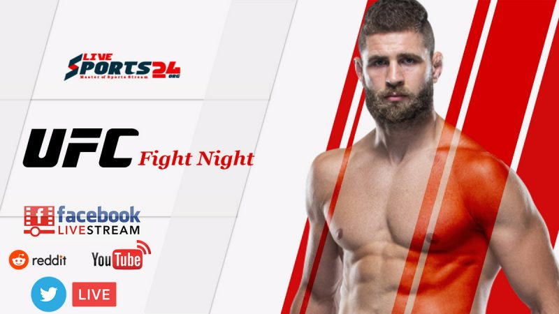 Watch UFC Reyes vs Prochazka Live