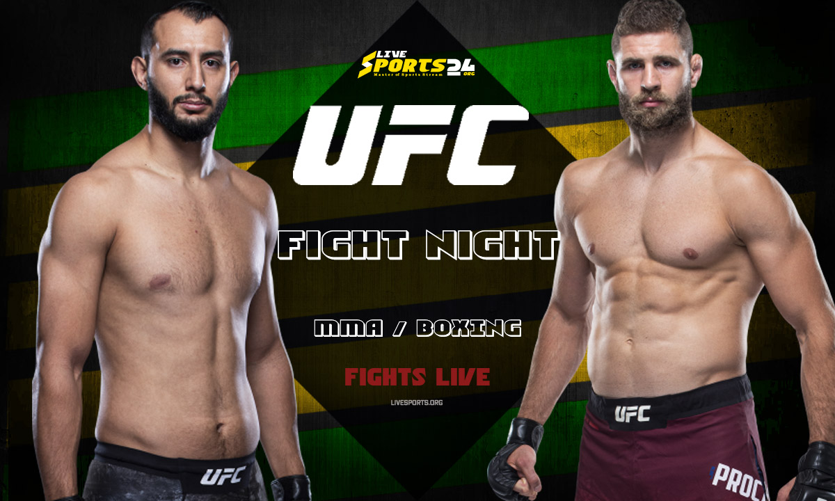 Reyes vs Prochazka Fight: What we to know about UFC Fight Night Fight Card