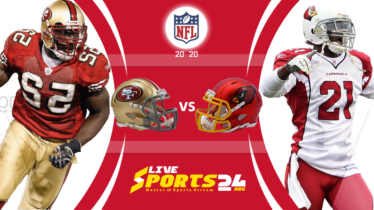 49ers vs Cardinals Live: How to watch San Francisco vs Arizona live Prediction & odds