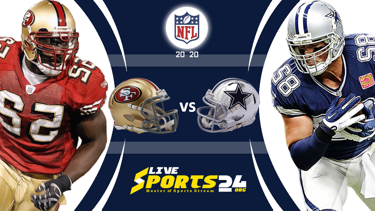 49ers vs Cowboys Live: How to watch San Francisco vs Dallas live Prediction & odds