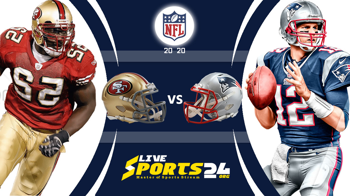 49ers vs Patriots Live: How to watch San Francisco vs New England live Prediction & odds