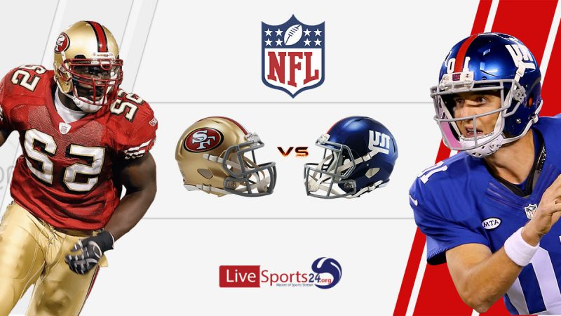 49ers vs Giants live