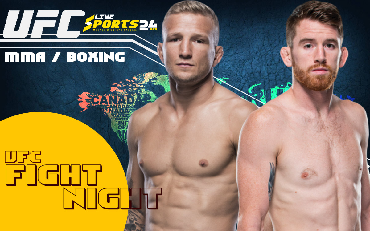 How to Watch UFC Sandhagen vs Dillashaw From Anywhere in the World?