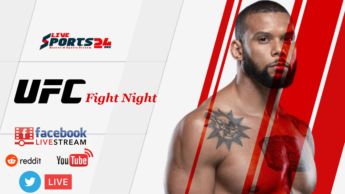How to Watch UFC Fight Night 182 From Anywhere in the World?