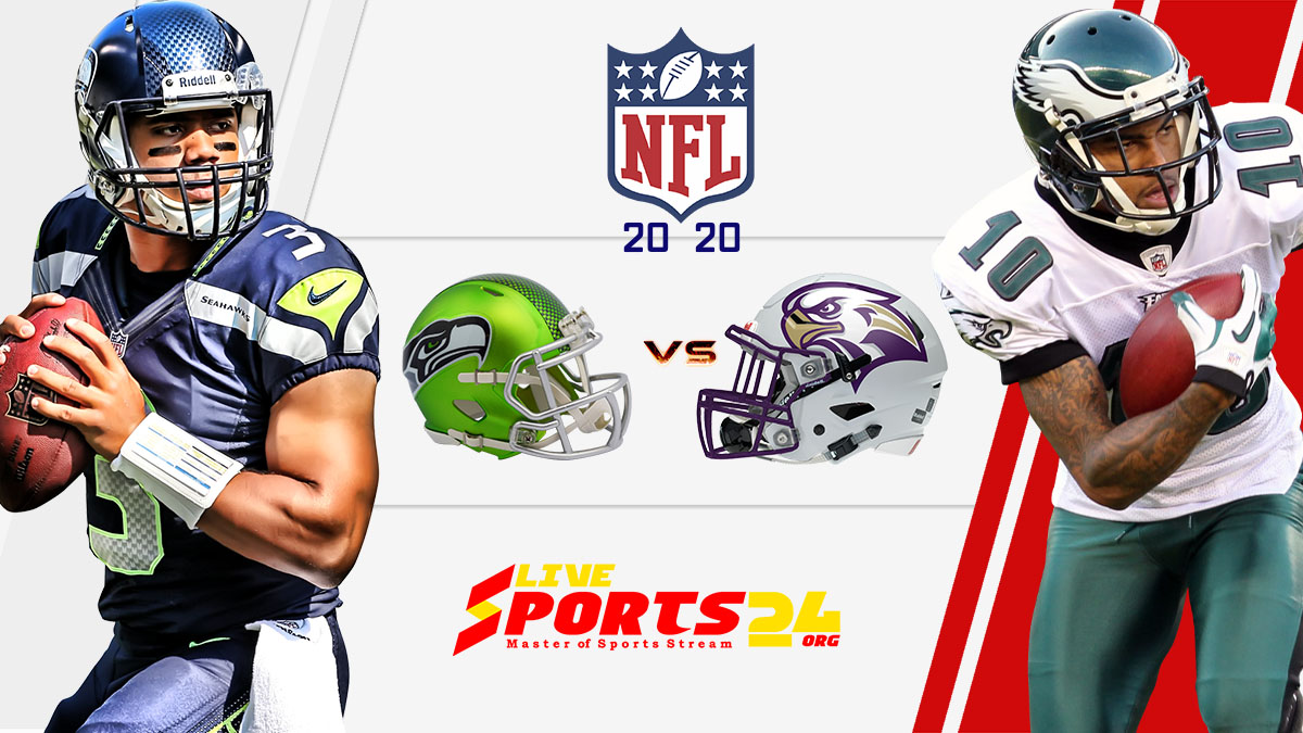 Seahawks vs Eagles live