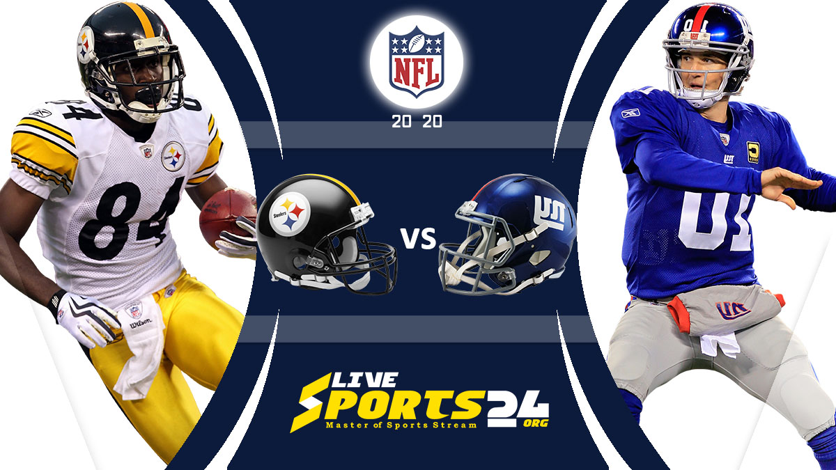 Steelers vs Giants Live: How to watch Pittsburgh vs New York live Prediction & odds