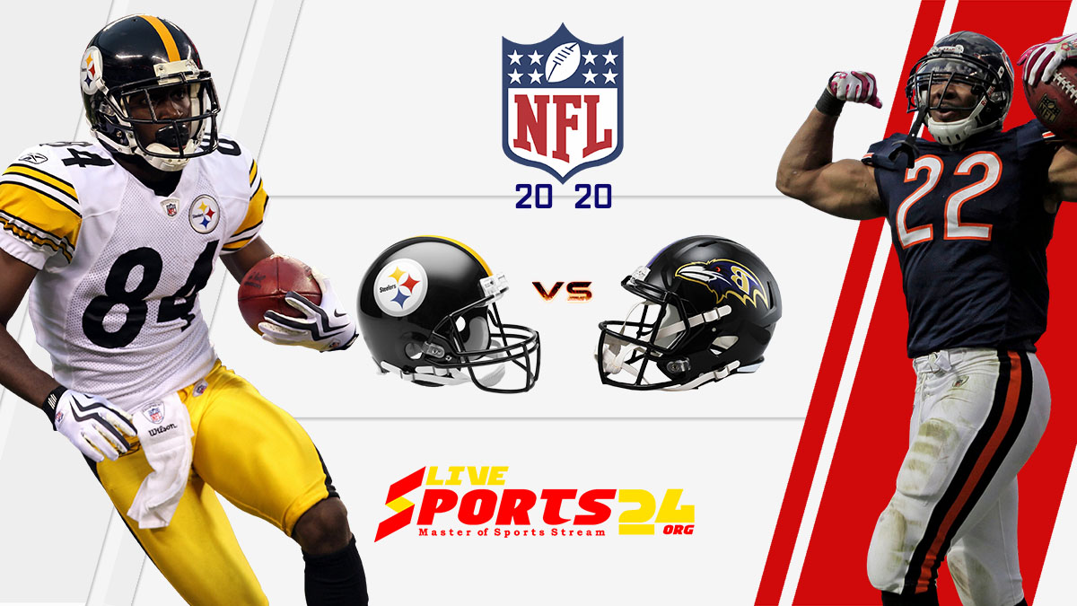Steelers vs Ravens live