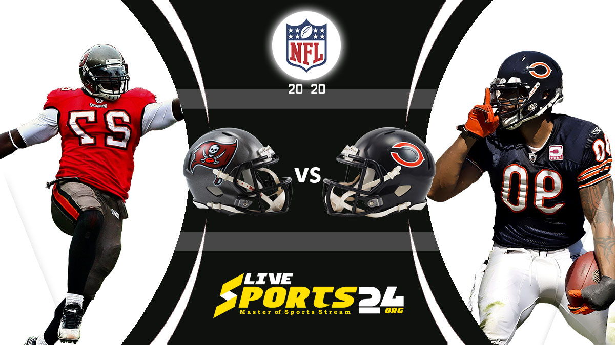Buccaneers vs Bears Live: How to watch Tampa Bay vs Chicago live Prediction & odds