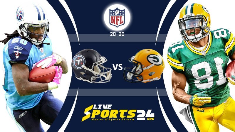Titans vs Packers live