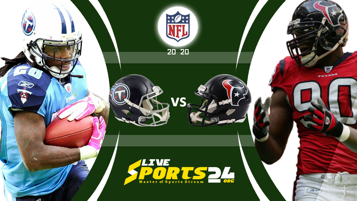 Titans vs Texans Live: How to watch Tennessee vs Houston live Prediction & odds