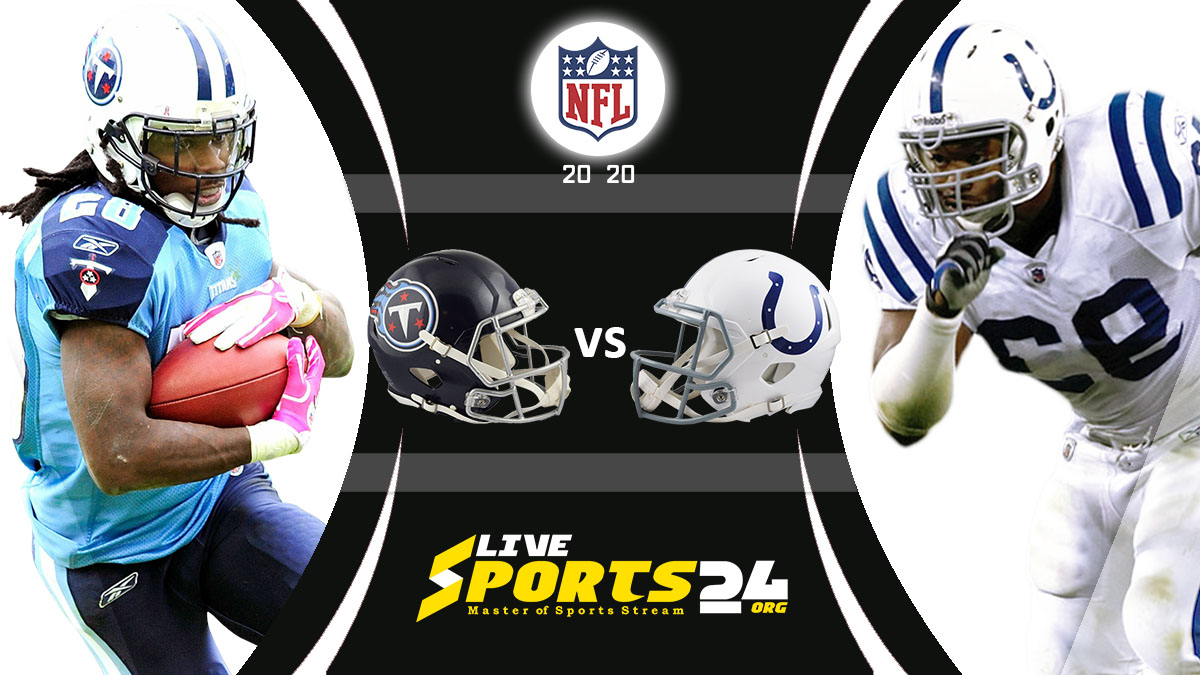 Titans vs Colts Live: How to watch Tennessee vs Indianapolis live Prediction & odds