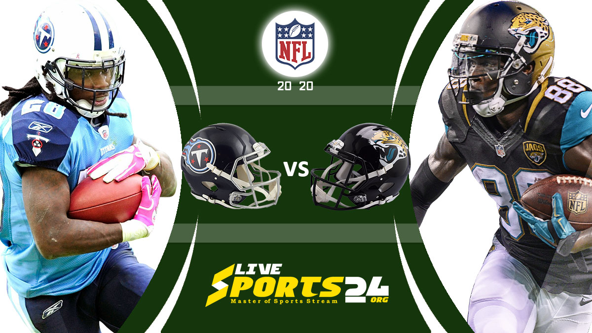 Titans vs Jaguars Live: How to watch Tennessee vs Jacksonville live Prediction & odds