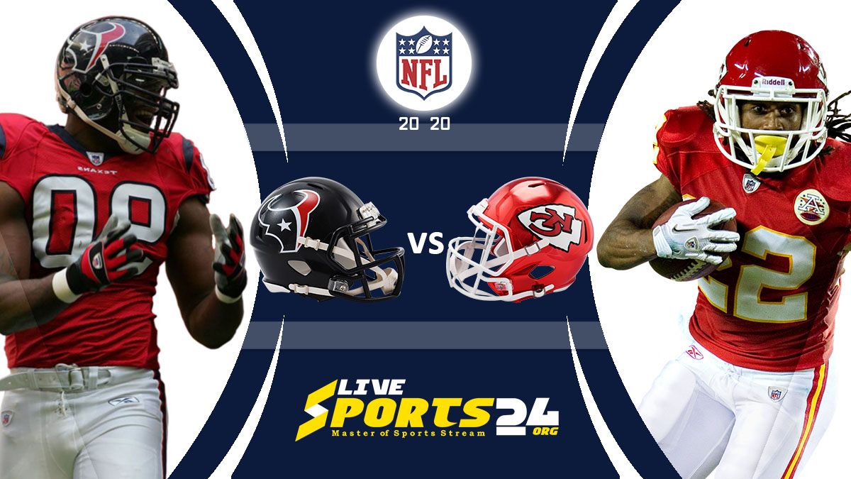 Texans vs Chiefs Live: How to watch Houston vs Kansas City live Prediction & odds