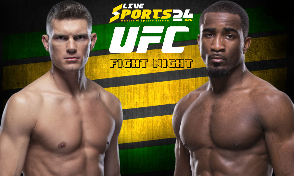 Thompson vs Neal Fight: What we to know about UFC Fight Night Fight Card