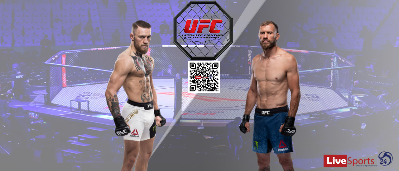 UFC 246 McGregor vs Cerrone Live Stream